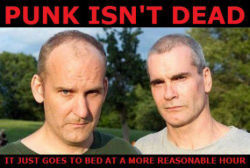 kittydoom:  theremina:  somnambulant:  Listen to Henry Rollins and Ian MacKaye's 2-hour DJ set on KCRW  YESSSSSSSSS.  FOREVER REBLOG <3