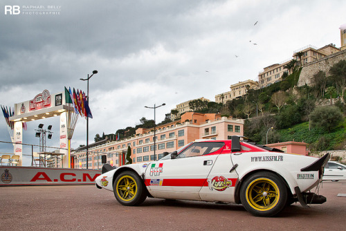 Lancia Stratos by Raphaël Belly on Flickr.