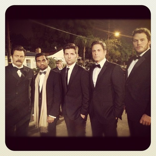 @rhl64: The Men Of Parks And Rec
