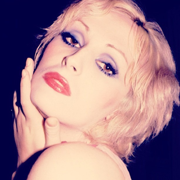 Candy Darling #inspiration http://bit.ly/16MPj9m