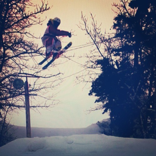 If you missed it yesterday, check out this ski edit of Nevin done by Brendan http://www.youtube.comwatch?v=9yTIWCVTy_M&feature