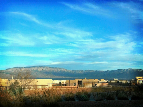 Sandia Mountains on Flickr.