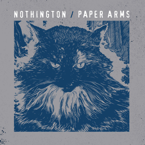 NOTHINGTON/PAPER ARMS – Split-7″View Post