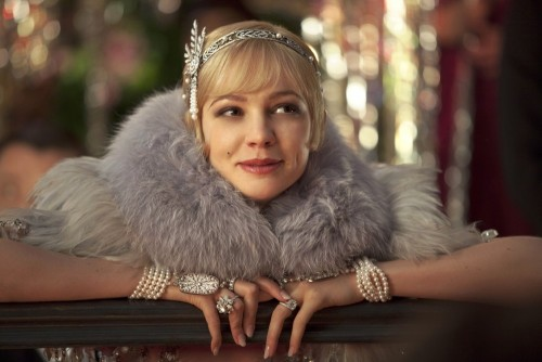 Great Gatsby (finally!) is in theaters and we couldn't help but be inspired by the roaring twenties, all the amazing jewels and art deco accents like her Tiffany & Co. Headpiece. Shop our picks here!