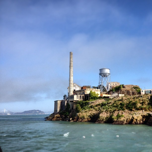 #alcatraz #sanfrancisco #bayarea #california  (at Alcatraz Island)