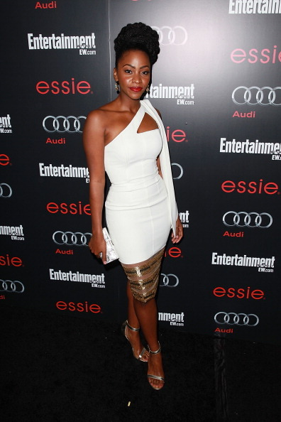 divalocity:  Haute Now: Actress Teyonah Parris
