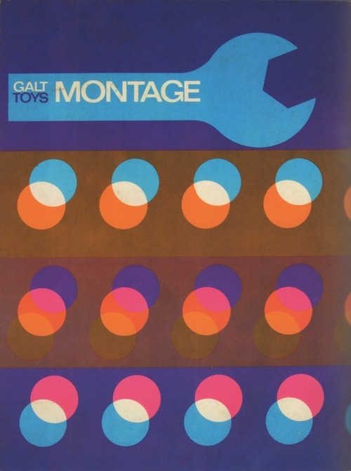 "Ken Garland design: Galt Toys ""Montage"" (via A Sound Awareness: Structure and Substance and mudwerks)"