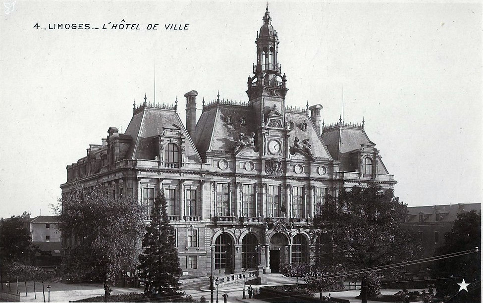 The City Hall, Limoges
