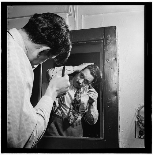 [Portrait of Cab Calloway, Columbia studio, New York, N.Y., ca. Mar. 1947] (LOC) by The Library of Congress on Flickr.x x x
