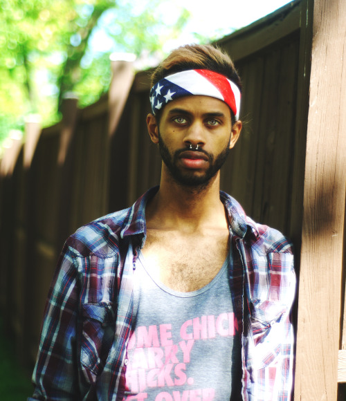 blackfashion:  Wolfgang, 21, Maryland http://hellowolfgang.tumblr.com