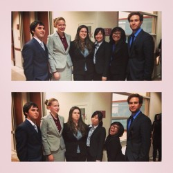 We be on that suit and tie, suit and tie. Team 4 B2, it was an absolute pleasure working with you guys. Nailed it! @erikalbertsen @lianko #bambridge #libby #anthony #excellent #canon #nikon 📷👔💼 (at Boston University School of Management (BU SMG))