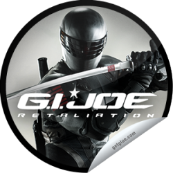 I just unlocked the G.I. Joe Retaliation Box Office sticker on GetGlue                      7342 others have also unlocked the G.I. Joe Retaliation Box Office sticker on GetGlue.com                  Thank you for seeing G.I. Joe Retaliation in theaters! We hope you enjoyed this action-packed movie.  Share this one proudly. It's from our friends at Paramount Pictures.