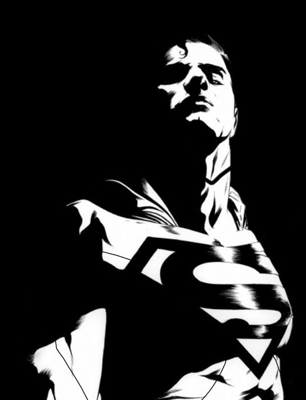 westcoastavengers:  Superman by Jae Lee