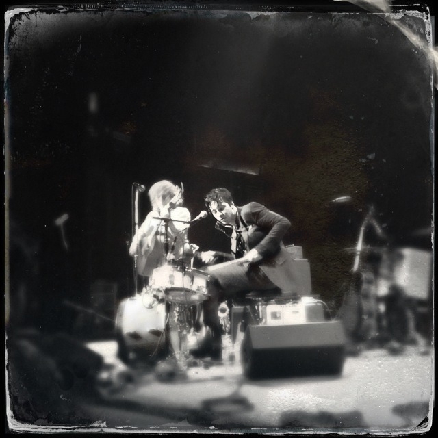 #shovelsandrope #jeffersontheater #lucero. I need to see more shows!