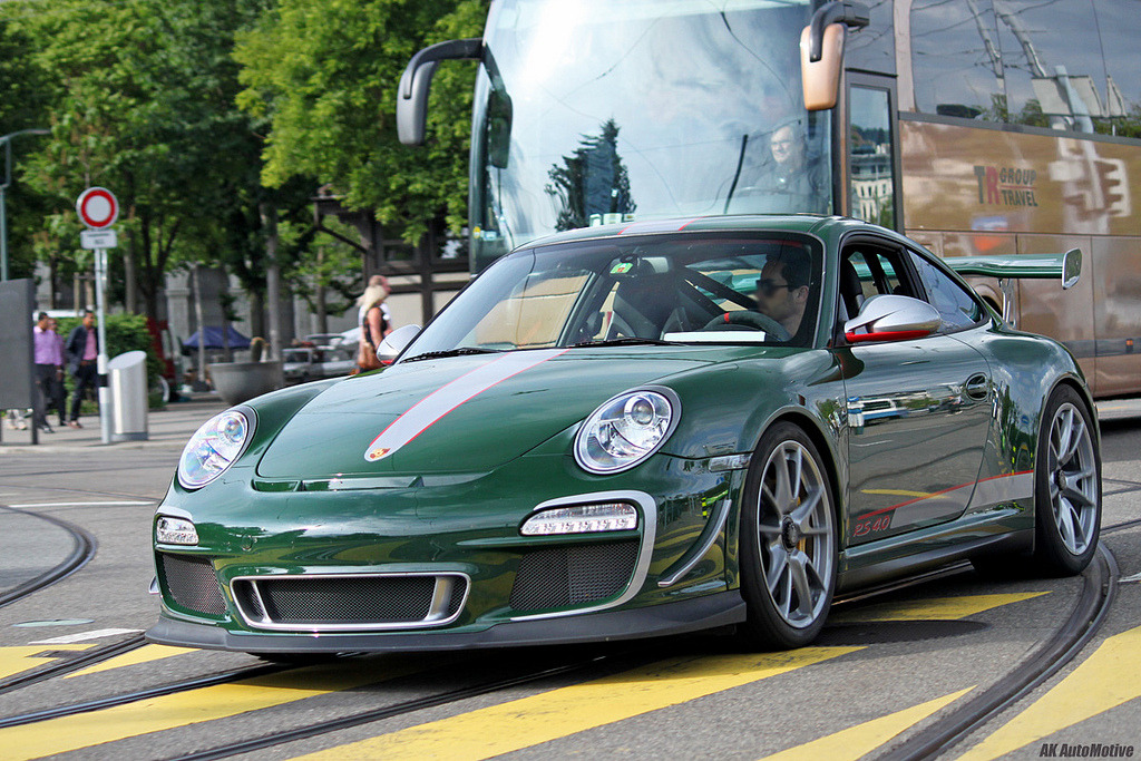automotivated:  Great Green Gt3 (by AK AutoMotive)