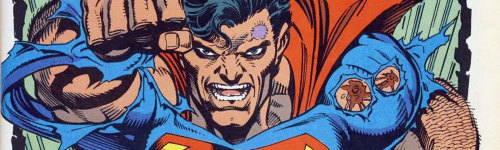(via Major Spoilers Podcast #517: The Death of Superman)
