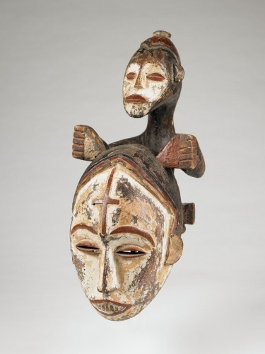 Igbo People, Nigeria, Queen of Women Mask, late 19th-early 20th century,