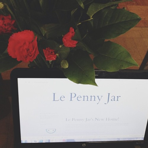 Le Penny Jar has relocated! Same domain - lepennyjar.com #blogger #fashion #newlook #lepennyjar