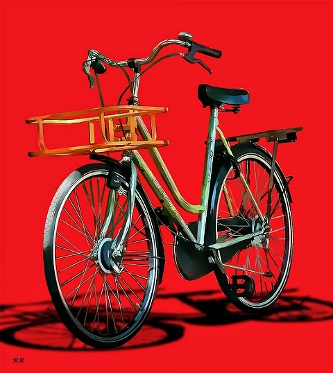Ruth Rosenzweig Bicycle 2013