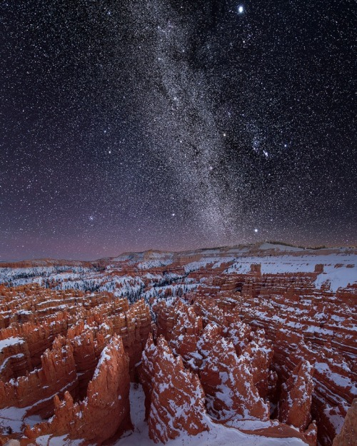 thedemon-hauntedworld:  Silent Stargazers by Steve Perry on 500px
