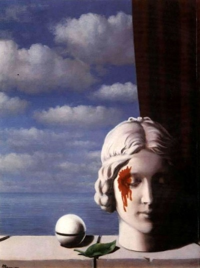 tower-in-the-sky:  R. Magritte