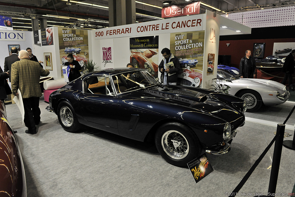 and-the-distance:  1960 Ferrari 250 GT SWB Berlinetta 'Passo Corto'