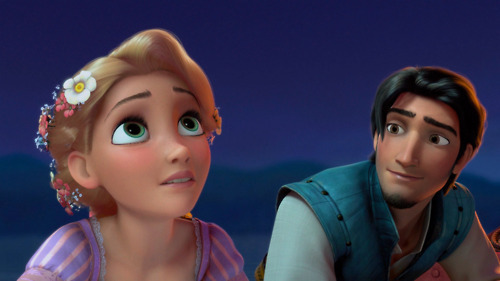 disneymoviesandfacts:   According to the animators for Flynn, he's meant to be 26 years old, thus making him 8 years older than Rapunzel, who is 18 in the film - the largest age gap between any other Disney couple.