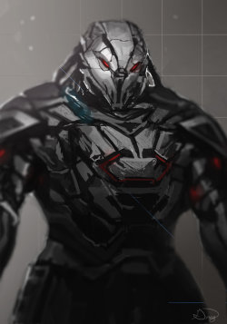 Enforcer by *gregory-mack —-x—- More: | Sci Fi | Random |