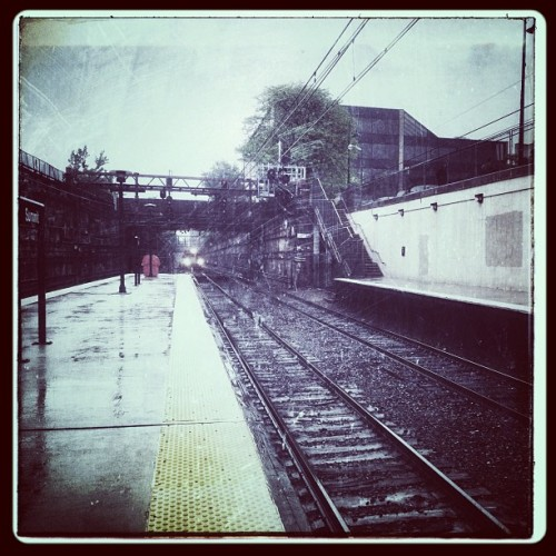 And back again.  (at NJT - Summit Station (M&E))