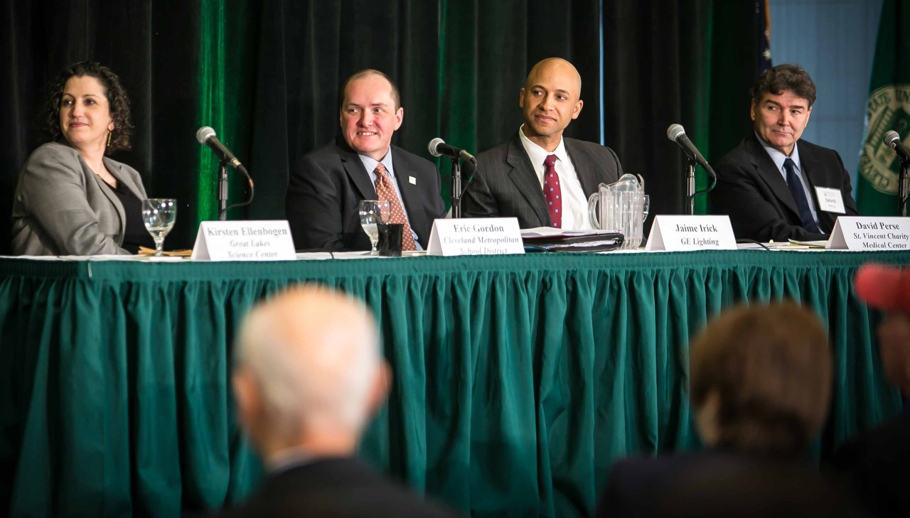 Preparing students for STEMM careers is focus of CSU Presidential Forum u201cSTEMM is the catalyst  sc 1 st  Cleveland State University - Tumblr & Cleveland State University u2022 Preparing students for STEMM careers is ...