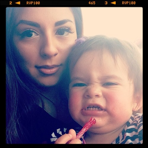 fabiangunz:  @alexanicole & Arika. Two #beauties. #family #baby #daughter #sisters #love #fresno #559 #chunky