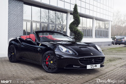 automotivated:  Ferrari California Twin Shoot for Valet Magic (by NWVT.co.uk)