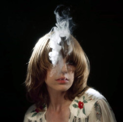 suicideblonde:  Marianne Faithful photographed by David Redfern