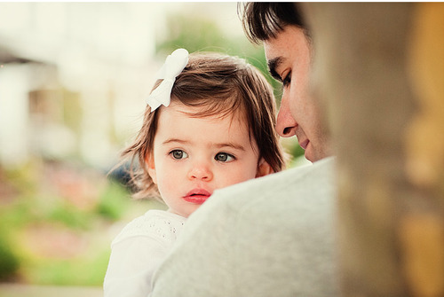 "connotativewords:  A Daddy's Letter to His Little Girl (About Her Future Husband) Dear Cutie-Pie, Recently, your mother and I were searching for an answer on Google. Halfway through entering the question, Google returned a list of the most popular searches in the world. Perched at the top of the list was ""How to keep him interested."" It startled me. I scanned several of the countless articles about how to be sexy and sexual, when to bring him a beer versus a sandwich, and the ways to make him feel smart and superior. And I got angry. Little One, it is not, has never been, and never will be your job to ""keep him interested."" Little One, your only task is to know deeply in your soul—in that unshakeable place that isn't rattled by rejection and loss and ego—that you are worthy of interest. (If you can remember that everyone else is worthy of interest also, the battle of your life will be mostly won. But that is a letter for another day.) If you can trust your worth in this way, you will be attractive in the most important sense of the word: you will attract a boy who is both capable of interest and who wants to spend his one life investing all of his interest in you. Little One, I want to tell you about the boy who doesn't need to be kept interested, because he knows you are interesting: I don't care if he puts his elbows on the dinner table—as long as he puts his eyes on the way your nose scrunches when you smile. And then can't stop looking. I don't care if he can't play a bit of golf with me—as long as he can play with the children you give him and revel in all the glorious and frustrating ways they are just like you. I don't care if he doesn't follow his wallet—as long as he follows his heart and it always leads him back to you. I don't care if he is strong—as long as he gives you the space to exercise the strength that is in your heart. I couldn't care less how he votes—as long as he wakes up every morning and daily elects you to a place of honor in your home and a place of reverence in his heart. I don't care about the color of his skin—as long as he paints the canvas of your lives with brushstrokes of patience, and sacrifice, and vulnerability, and tenderness. I don't care if he was raised in this religion or that religion or no religion—as long as he was raised to value the sacred and to know every moment of life, and every moment of life with you, is deeply sacred. In the end, Little One, if you stumble across a man like that and he and I have nothing else in common, we will have the most important thing in common: You. Because in the end, Little One, the only thing you should have to do to ""keep him interested"" is to be you. Your eternally interested guy, -Daddy"