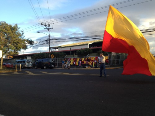 Herediano vs. LA Galaxy