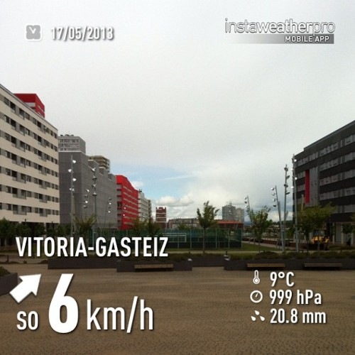 #vitoriagasteiz #salburua #weather #instaweather #instaweatherpro  #sky #outdoors #nature  #instagood #photooftheday #instamood #picoftheday #instadaily #photo #instacool #instapic #picture #pic @instaweatherpro #place #earth #world #vitoriagasteiz #españa #day #spring #skypainters #cold #es