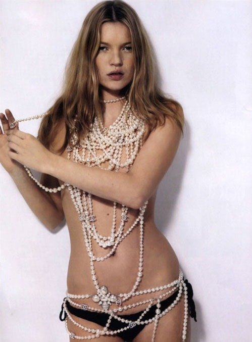 katemossisboss:  Young Kate Moss for Chanel