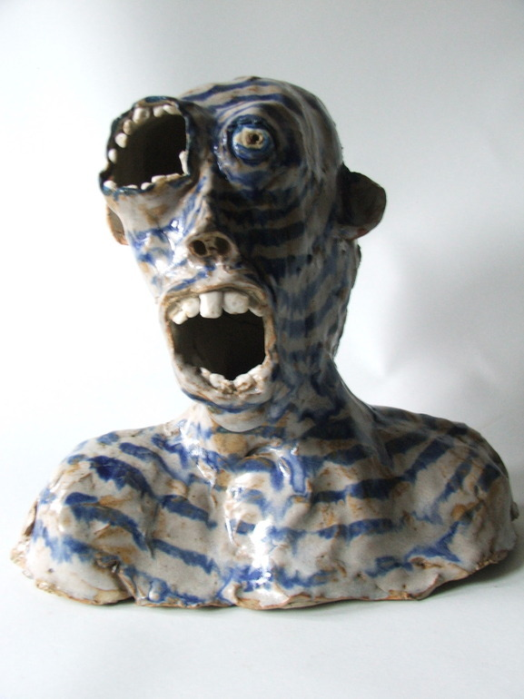 "Jon Scott Wood, ""Eye Scream"""