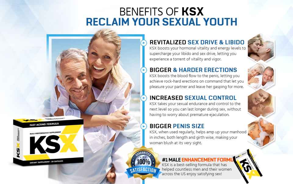 Nutri Time Line — How KSX Male Enhancement Pills Work To Boost Your...