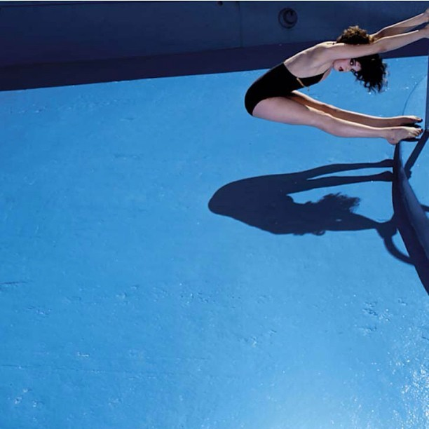 Photographer Guy Bourdin. #vintage #fashion #photography