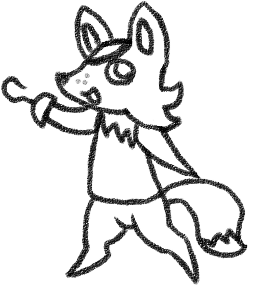 foxy the pirate coloring pages - photo#23