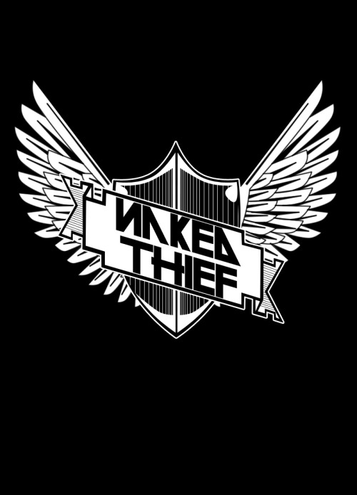Nakedthief logo by Daniel Christopher Henry (MaverickEast) .
