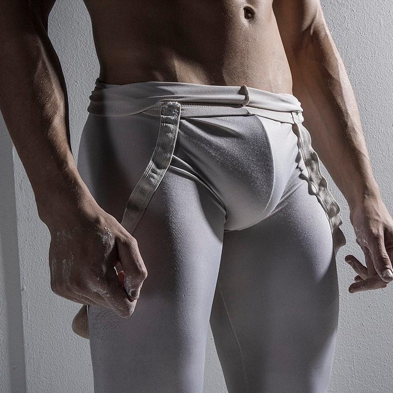 Ballet cock bulges