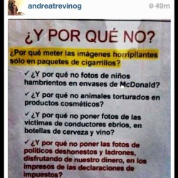 #regram ¿Por qué no?