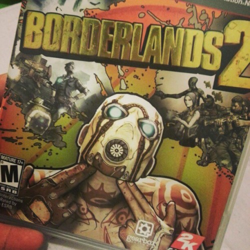fuck yes… borderlands2 #truegamer #borderlands2 #ps3 #fuckyea
