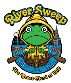 River Sweep 2013 t-shirt artworkView Post