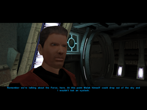 mitsurugireiji:  canderous and jolee remain my favourite kotor characters because they lampshade virtually everything around them