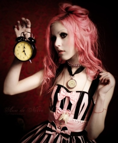 steampunkbabes:  Where did the time go lol
