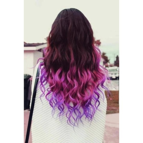 write-love-art:  Search Results for purple hair | Lockerz   ❤ liked on Polyvore