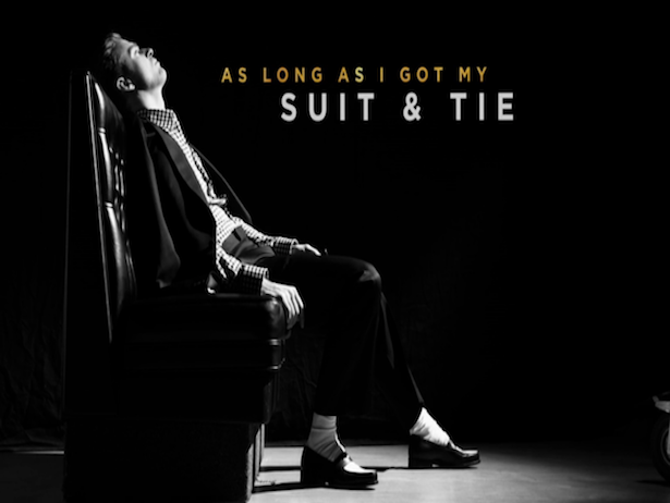 SUIT + TIE + LYRIC VIDEO